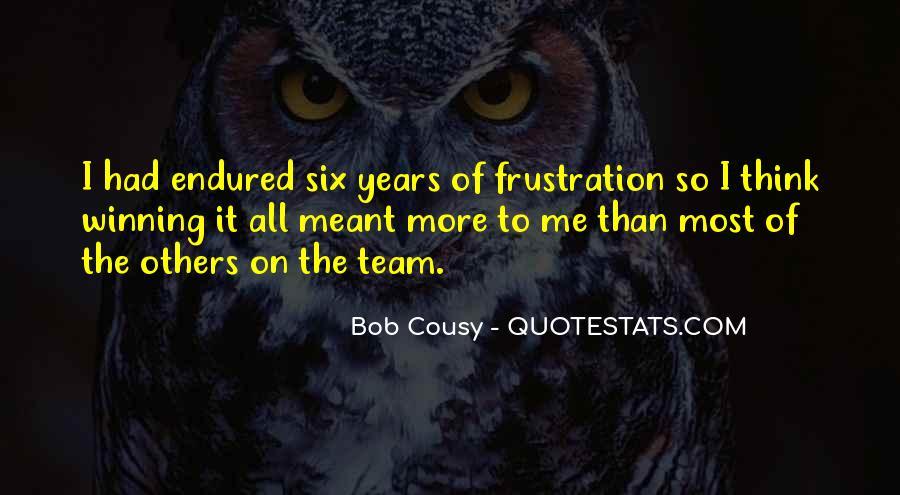 Bob Cousy Quotes #1688693