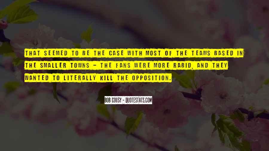 Bob Cousy Quotes #580111