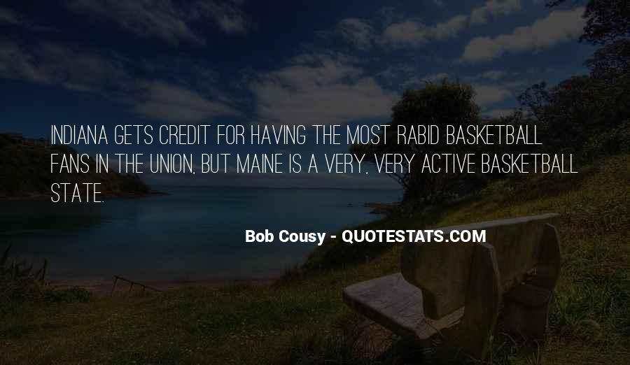 Bob Cousy Quotes #727210