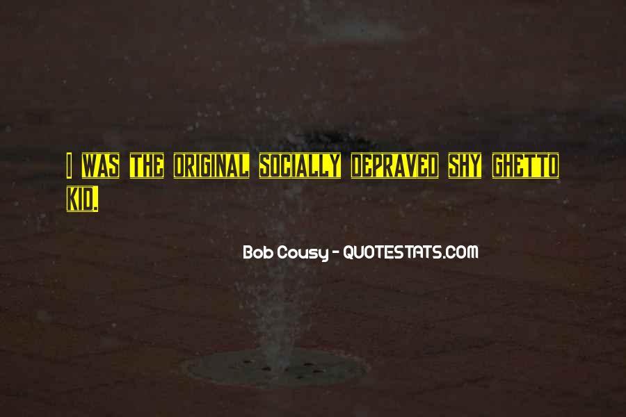 Bob Cousy Quotes #877821