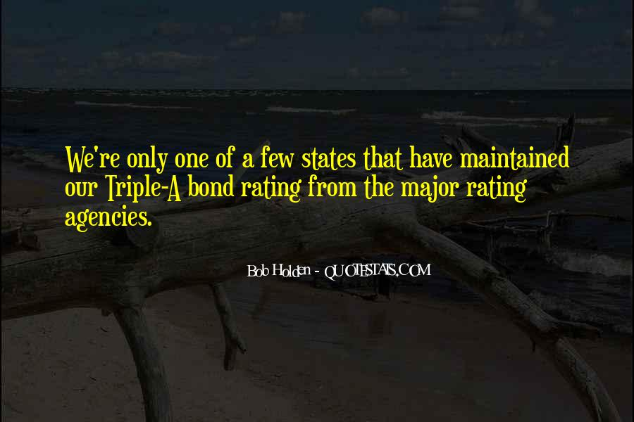 Bob Holden Quotes #1307680