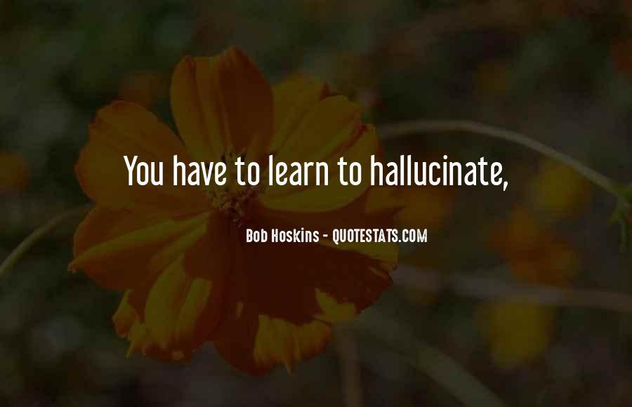 Bob Hoskins Quotes #1180095