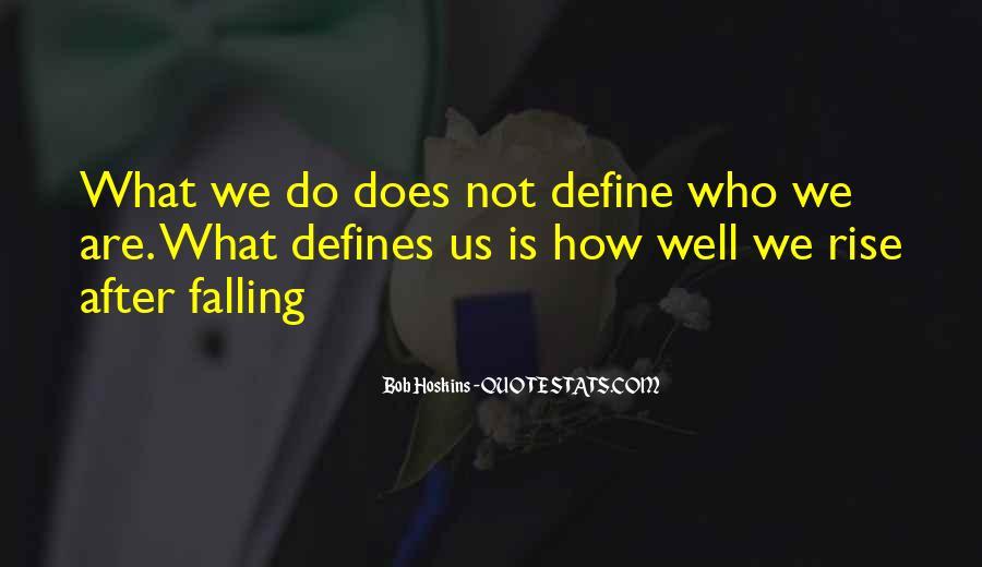 Bob Hoskins Quotes #128280