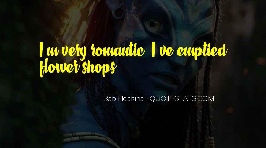 Bob Hoskins Quotes #1398610