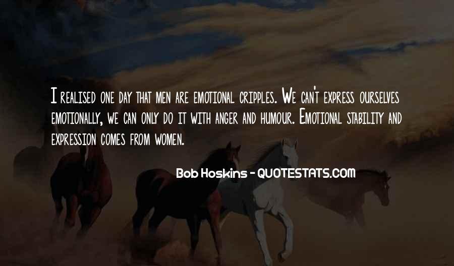 Bob Hoskins Quotes #1455125