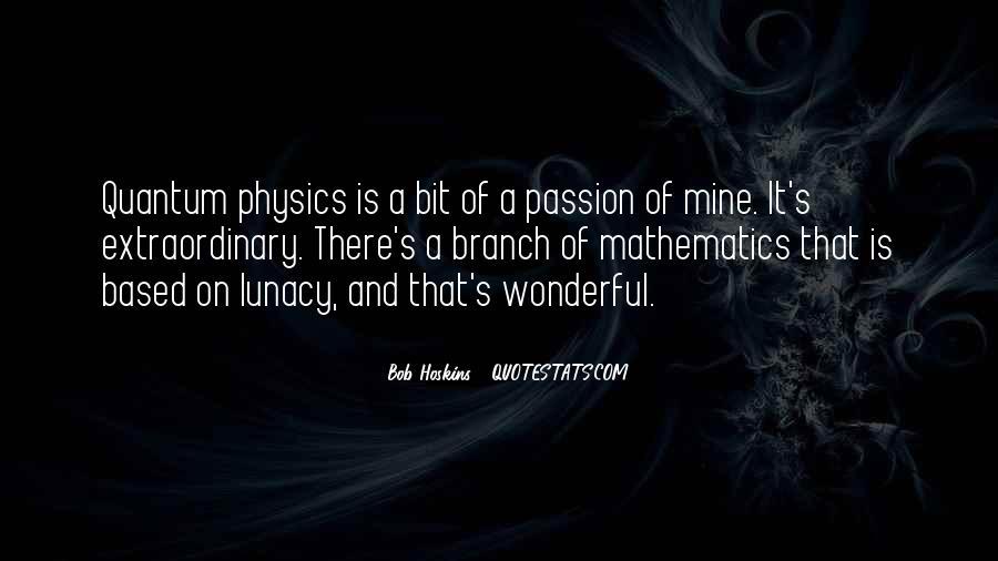 Bob Hoskins Quotes #1554151