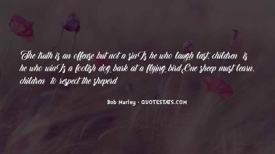 Bob Marley Quotes #100689