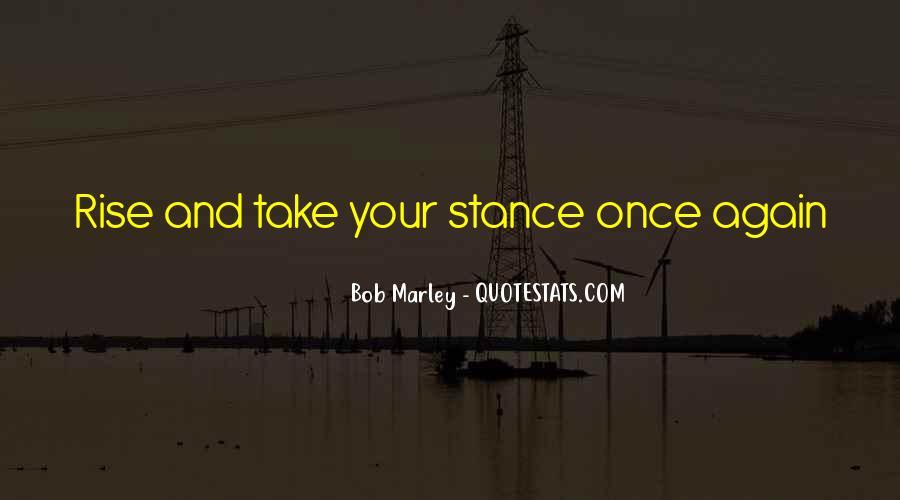 Bob Marley Quotes #1136032