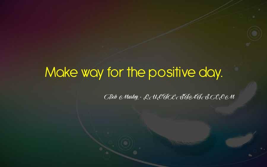 Bob Marley Quotes #1136356