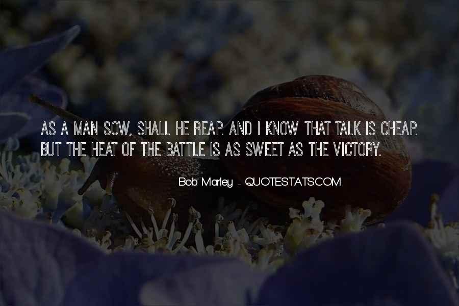 Bob Marley Quotes #1151513