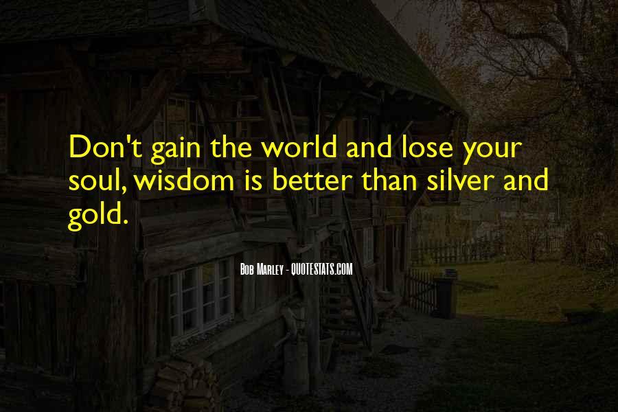Bob Marley Quotes #1158252