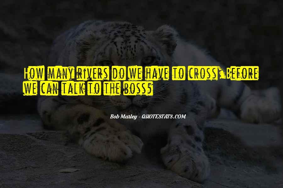 Bob Marley Quotes #1176414