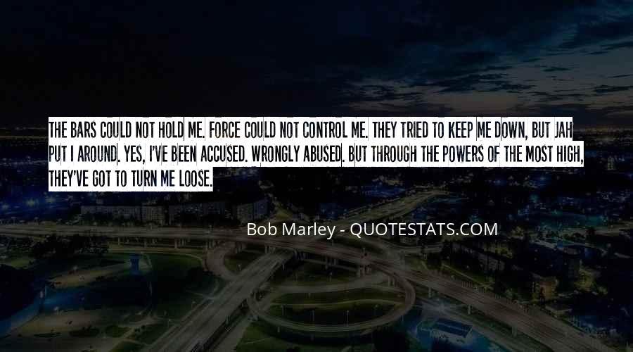 Bob Marley Quotes #123563