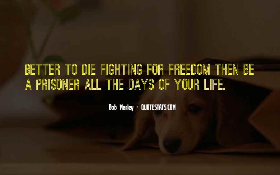 Bob Marley Quotes #1257904