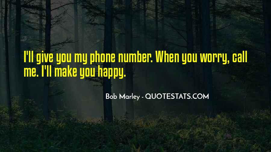 Bob Marley Quotes #138016