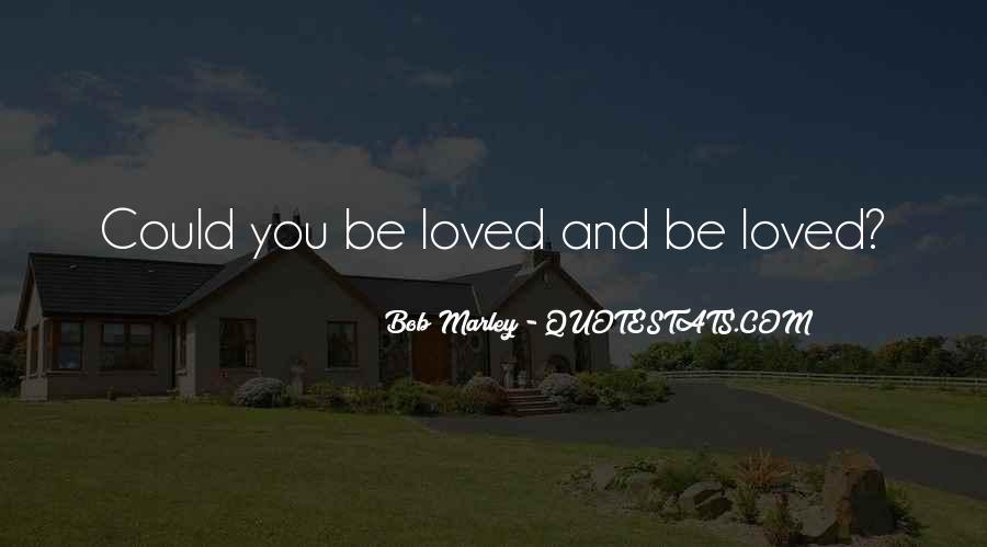 Bob Marley Quotes #1386465