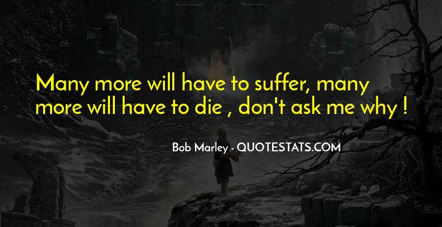 Bob Marley Quotes #1399594