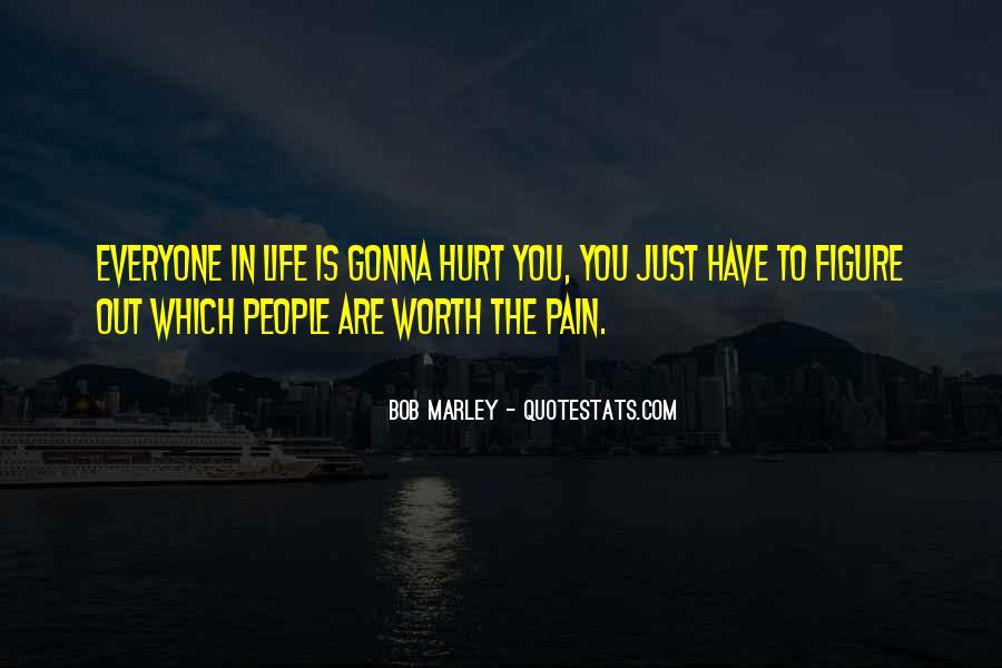 Bob Marley Quotes #1458194