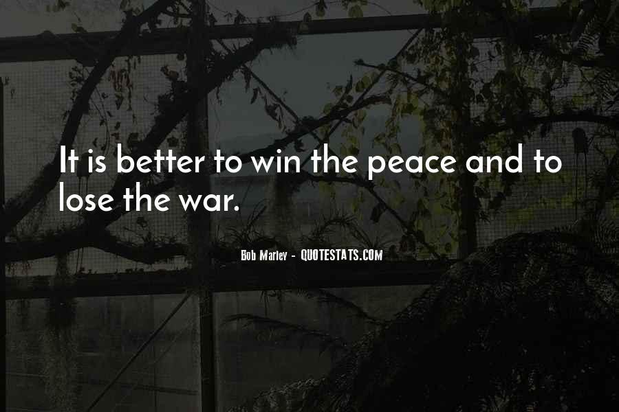 Bob Marley Quotes #1494615