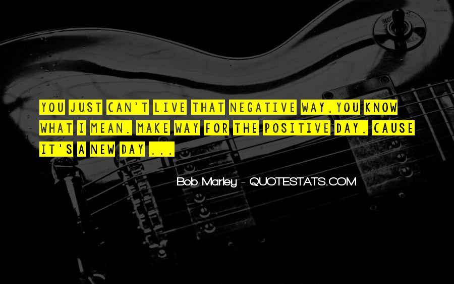 Bob Marley Quotes #1655930