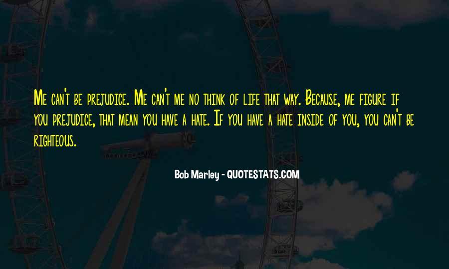 Bob Marley Quotes #1777458