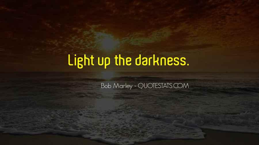 Bob Marley Quotes #1821002