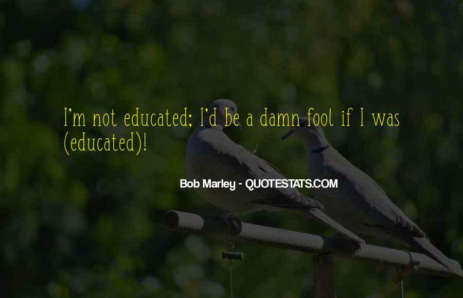 Bob Marley Quotes #240190