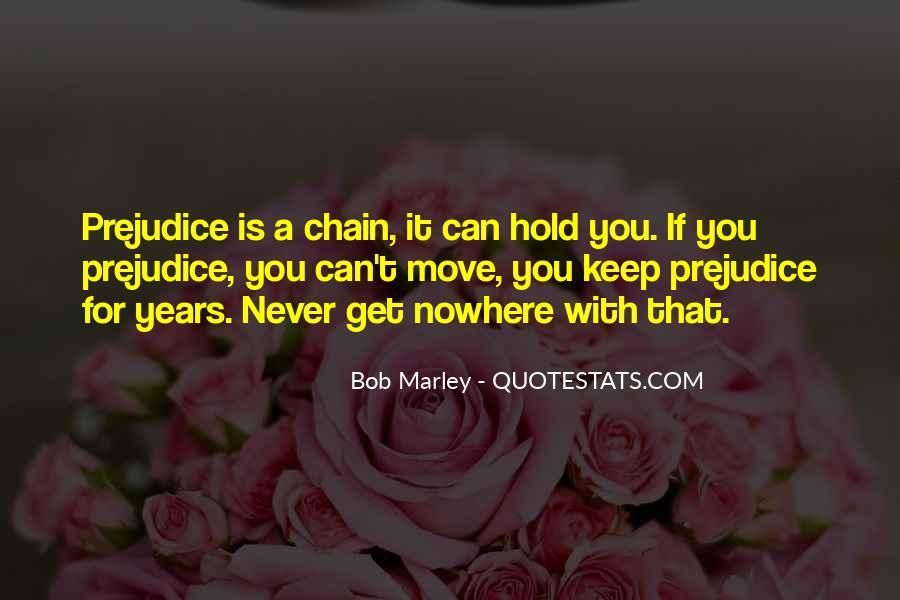 Bob Marley Quotes #303484