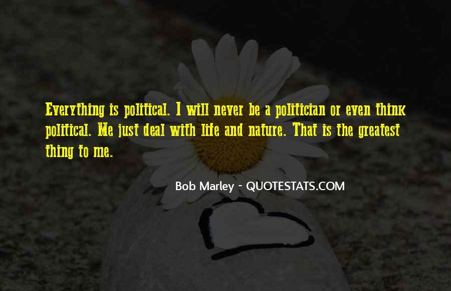 Bob Marley Quotes #326380