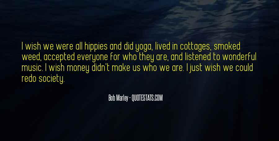 Bob Marley Quotes #347844