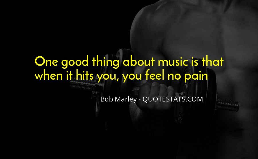 Bob Marley Quotes #524888