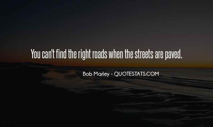 Bob Marley Quotes #55795