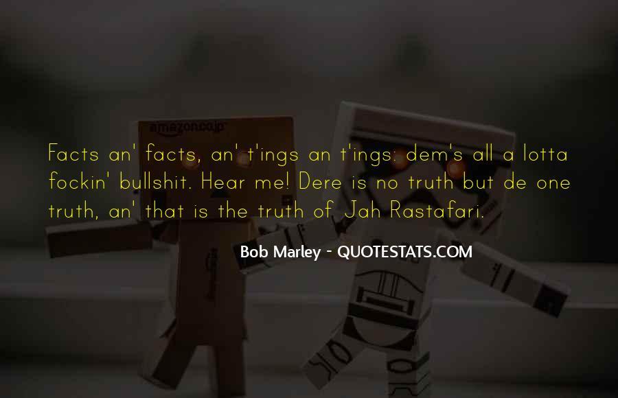 Bob Marley Quotes #601448