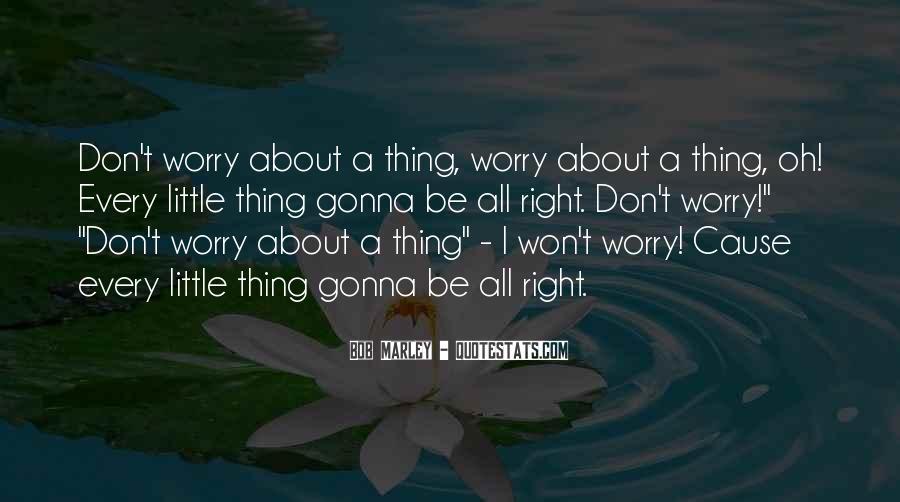 Bob Marley Quotes #755679