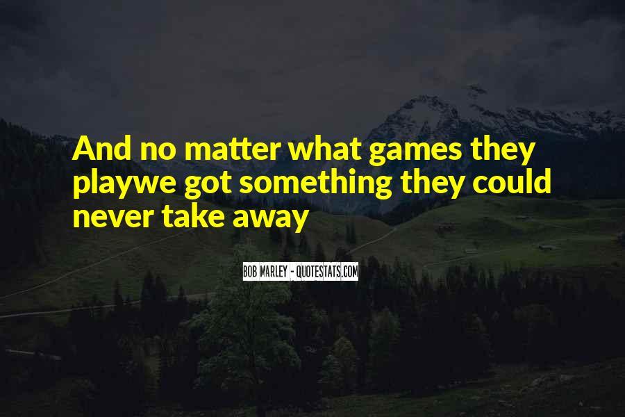 Bob Marley Quotes #775664