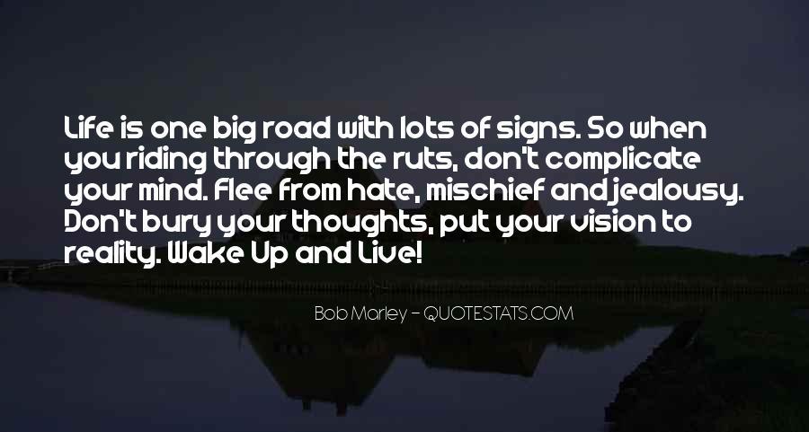 Bob Marley Quotes #983909
