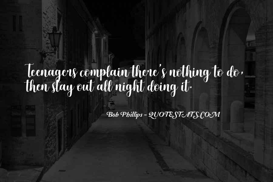 Bob Phillips Quotes #1498131