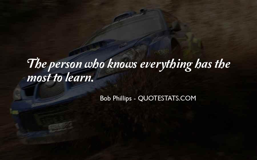 Bob Phillips Quotes #379837