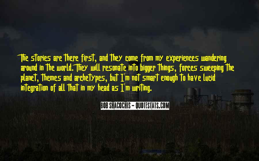 Bob Shacochis Quotes #26086