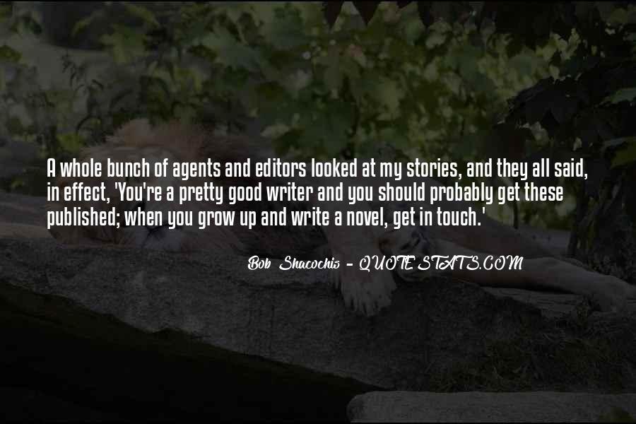 Bob Shacochis Quotes #760461