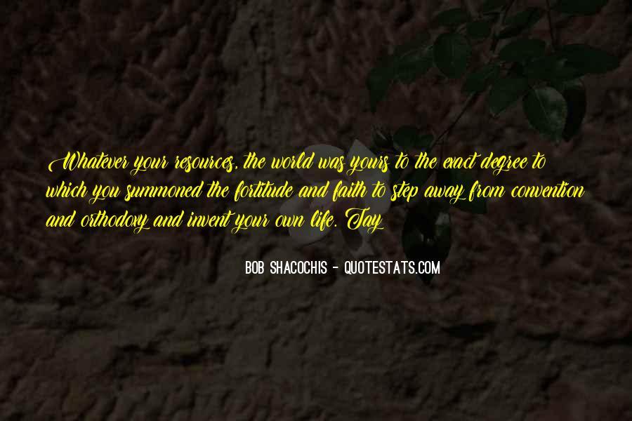 Bob Shacochis Quotes #775278