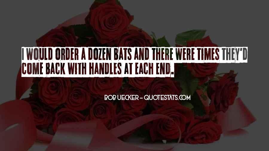 Bob Uecker Quotes #1369979