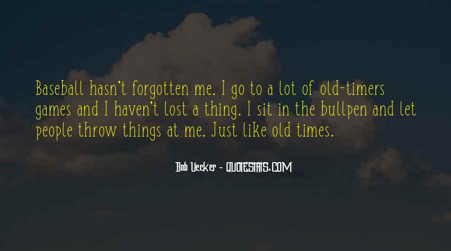 Bob Uecker Quotes #1426530