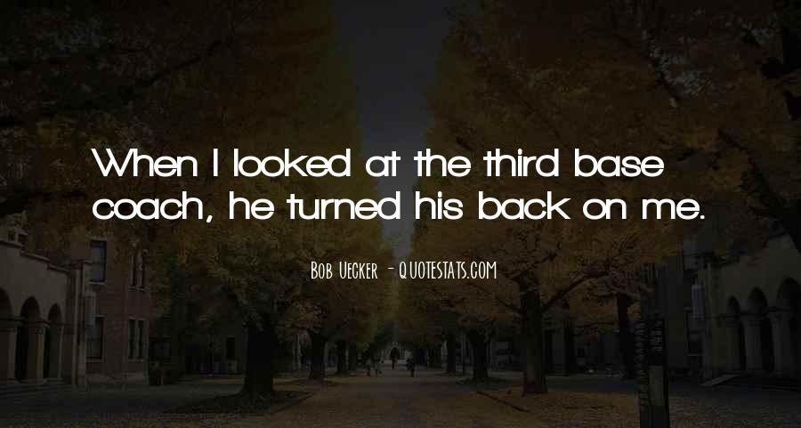Bob Uecker Quotes #230003