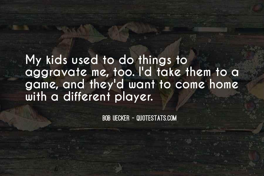 Bob Uecker Quotes #267785