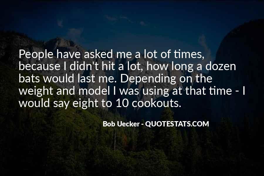 Bob Uecker Quotes #382027