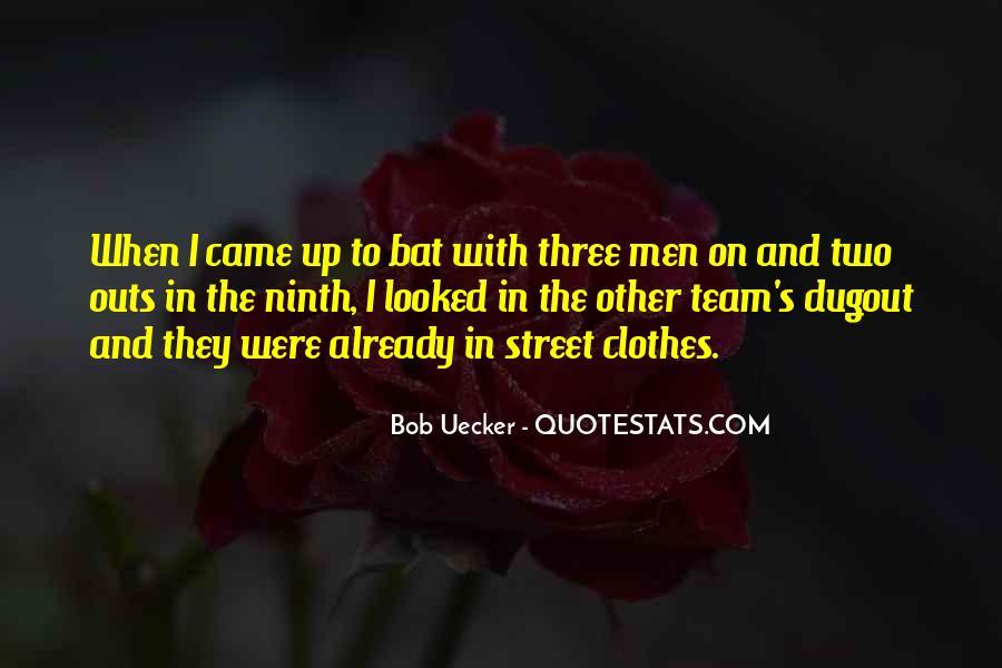 Bob Uecker Quotes #459324