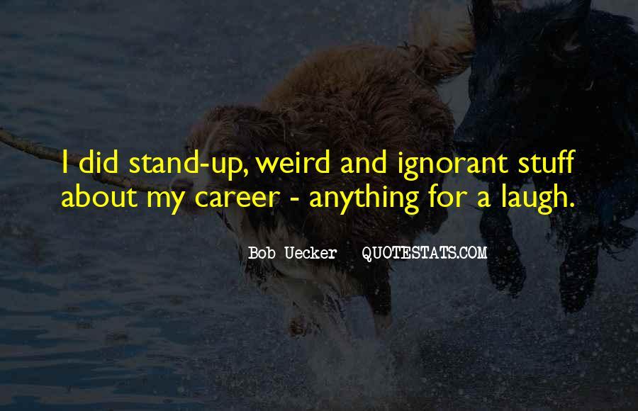 Bob Uecker Quotes #57998