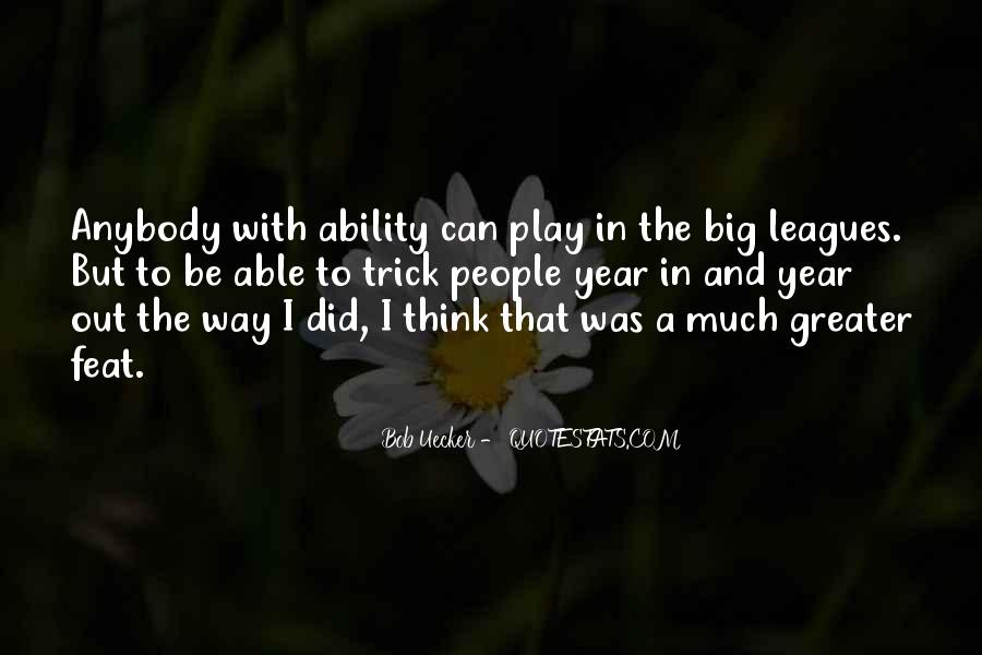 Bob Uecker Quotes #670723