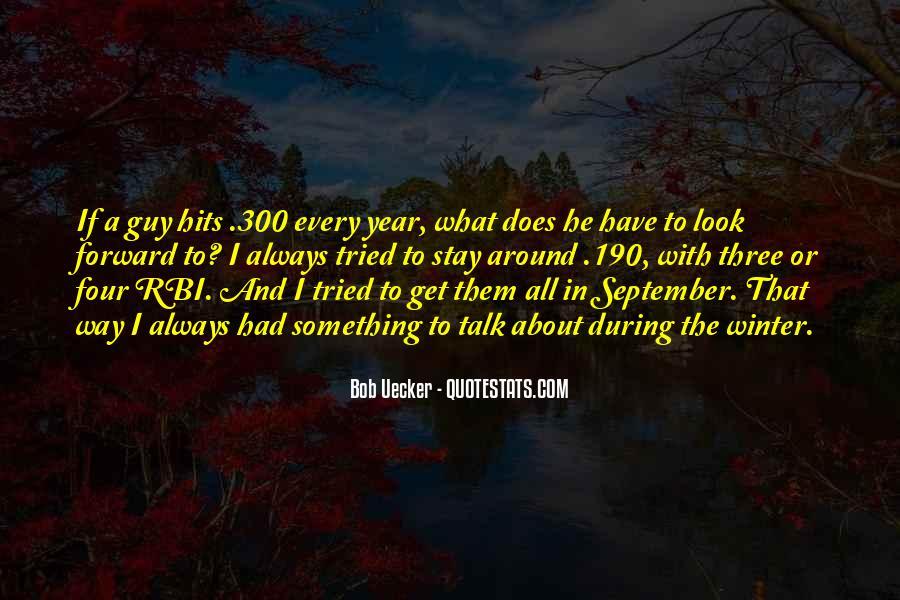 Bob Uecker Quotes #717334
